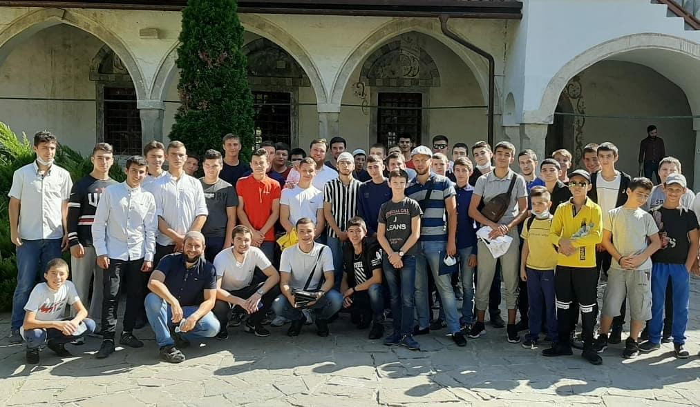 Экскурсия в  Бахчисарай и в Симферополь