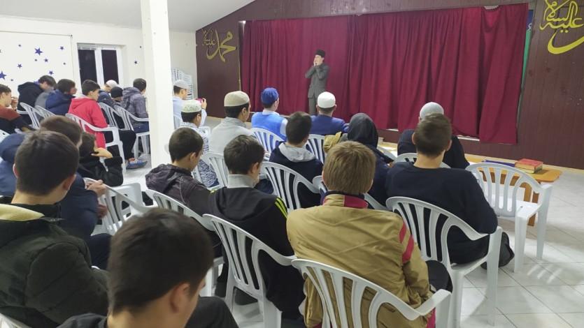 В Къалайском (Азовском) медресе состоялся конкурс  на лучшее прочтение эзана